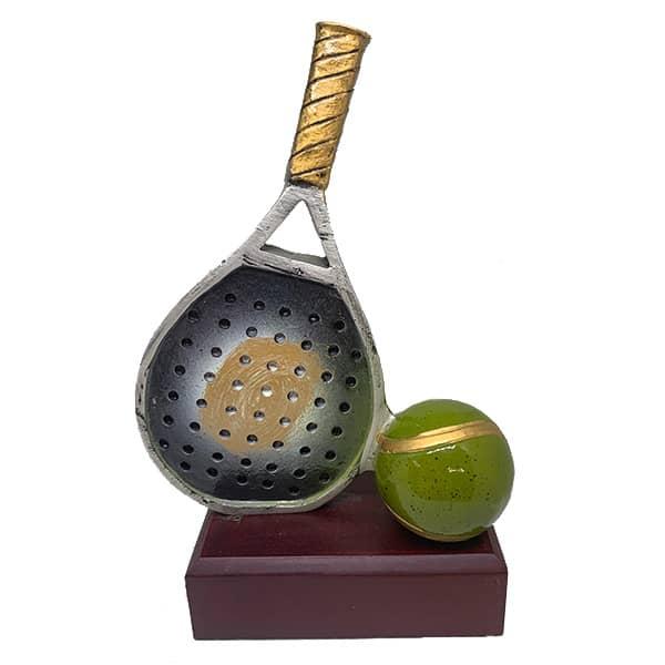 Trofeo Pala Pádel con Bola